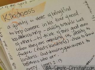 kindness/Kindness Story