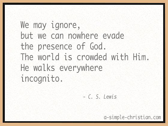 25 C S Lewis Quotes