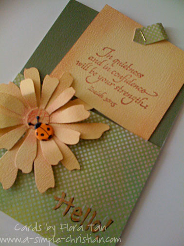 inspiring christian greeting cards to make and send, Greeting card